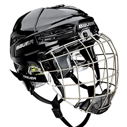 c156d0af666 Image Unavailable. Image not available for. Color  Bauer RE-AKT 75 Hockey  Helmet Combo