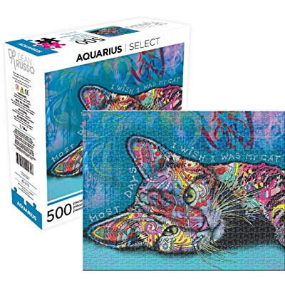 DR- Cat II AS 500pc Puzzle: Toys & Games