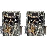 Browning Trail Cameras Dark Ops 940 16MP HD IR Game Camera, 2 Pack | BTC-6HD-940
