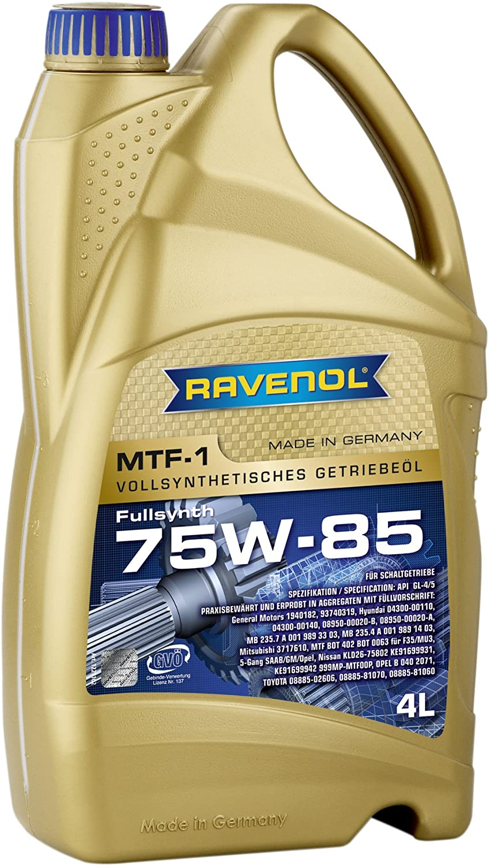 Ravenol Mtf 1 Sae 75w 85 Auto