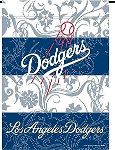 "Rico Industries Dodgers Garden Flag 13"" X 18"""