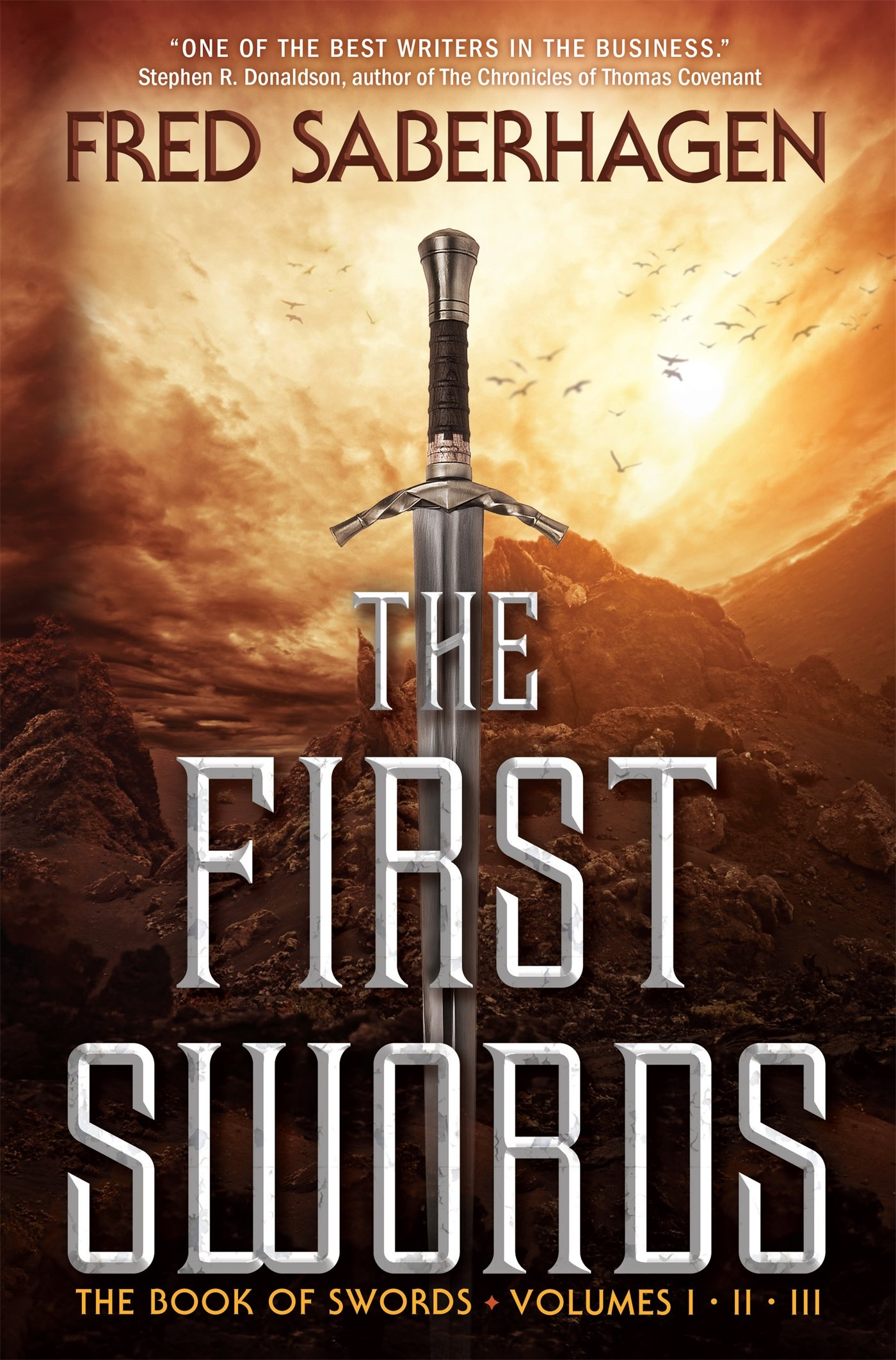 Download The First Swords: The Book of Swords, Volumes I, II, III PDF