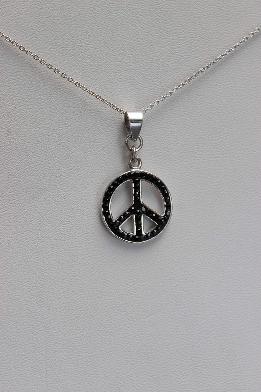 METAL ARGENTE GRAPPE DE PEACE AND LOVE BOUCLES D/'OREILLES