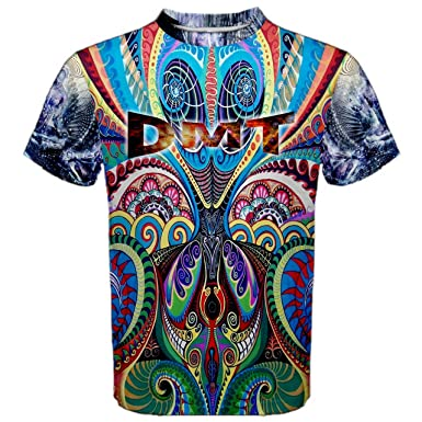 Full Design Shirts | Amazon Com Worldx Dmt Design Men S Full All Over Print Sport T