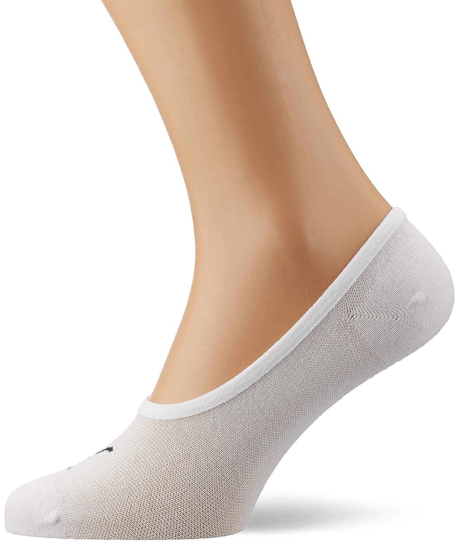 Puma calze Footie Bianco