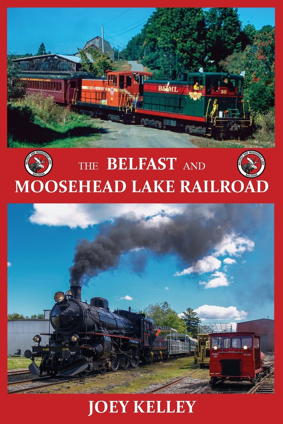 The Belfast and Moosehead Lake Railroad