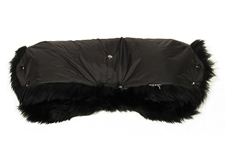 Bozz Luxe Noir universelle pour poussette/poussette Chauffe ...