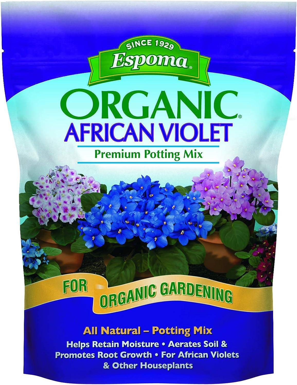 Espoma Organic African Violet Premium Potting Mix