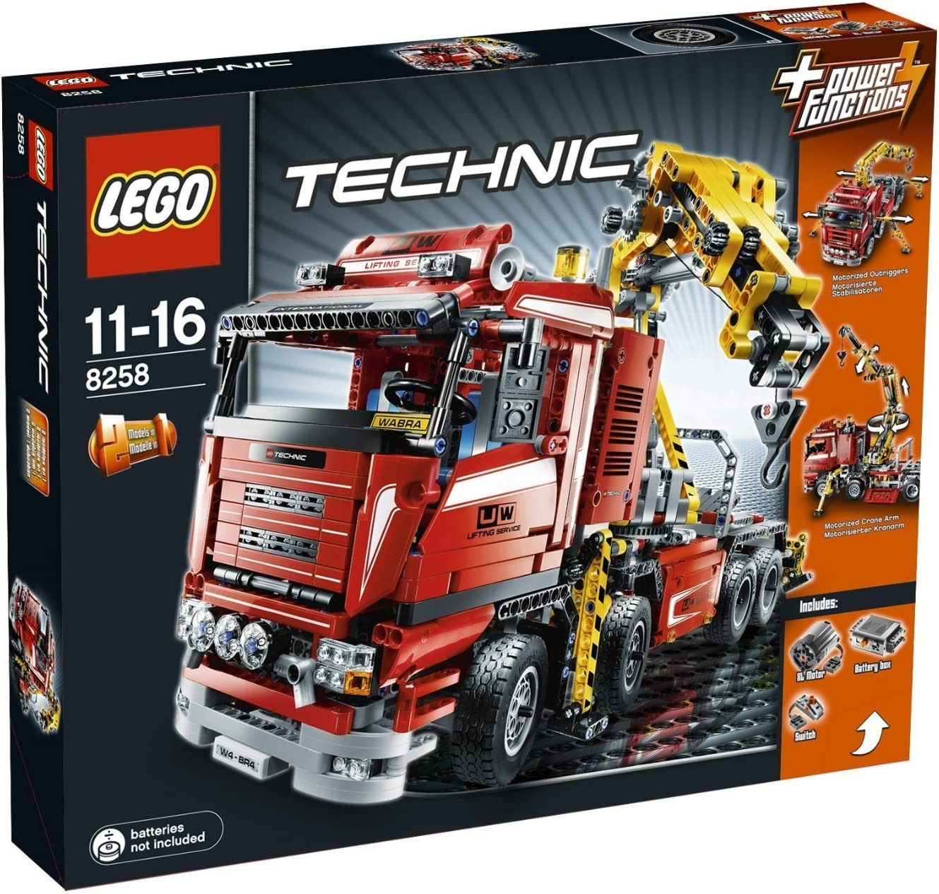 Top 7 Best LEGO Crane Sets Reviews in 2020 6