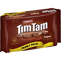 Arnotts Tim Tam Chocolate Biscuits Family Pack, 365g