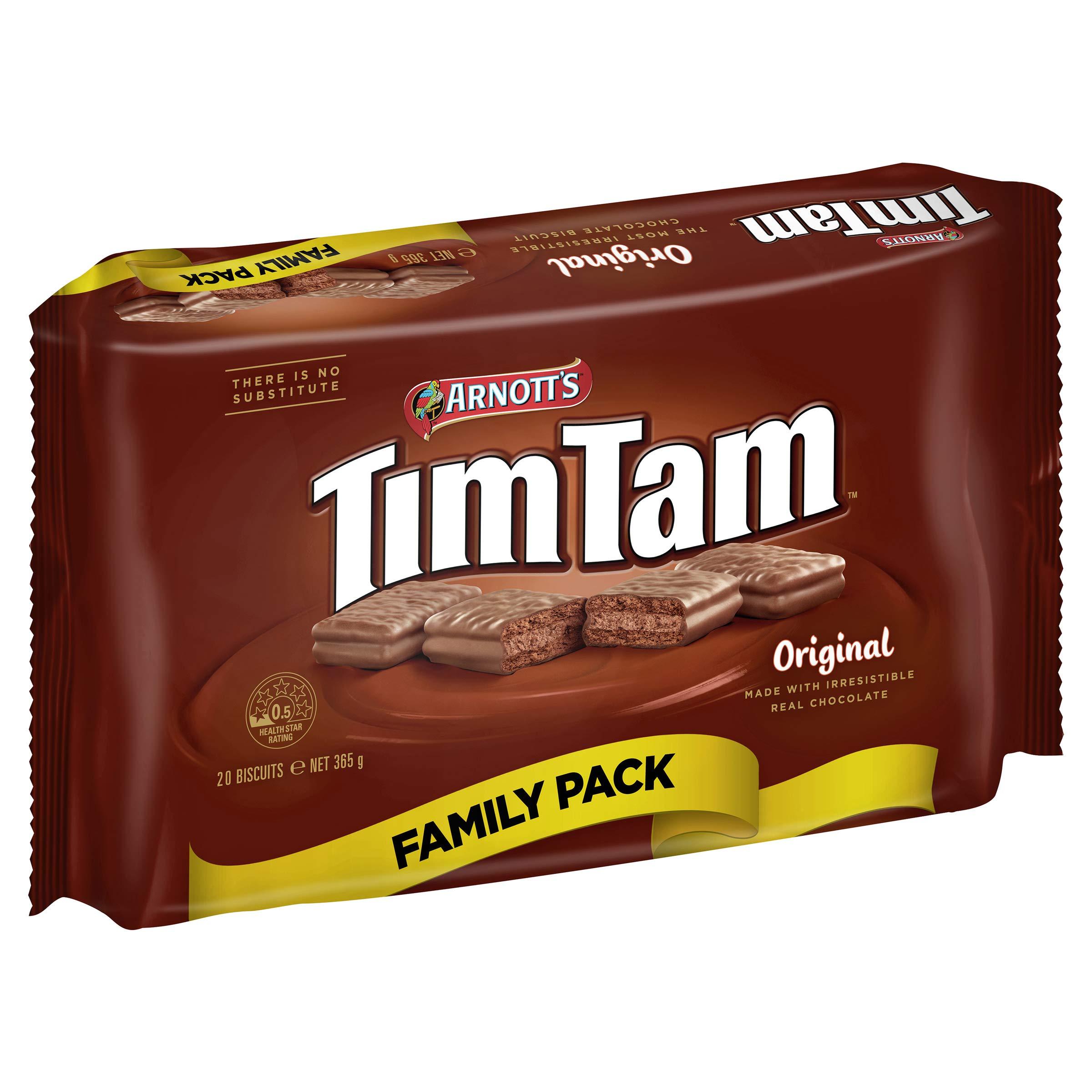 Arnott's Tim Tam Original Value Pack, 11.7 Ounce