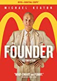 The Founder [DVD + Digital] (Bilingual)