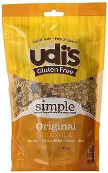 Udi's 12 oz. 3 Packs Gluten-Free Cereal