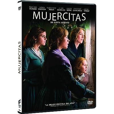 Mujercitas (2019) [DVD]
