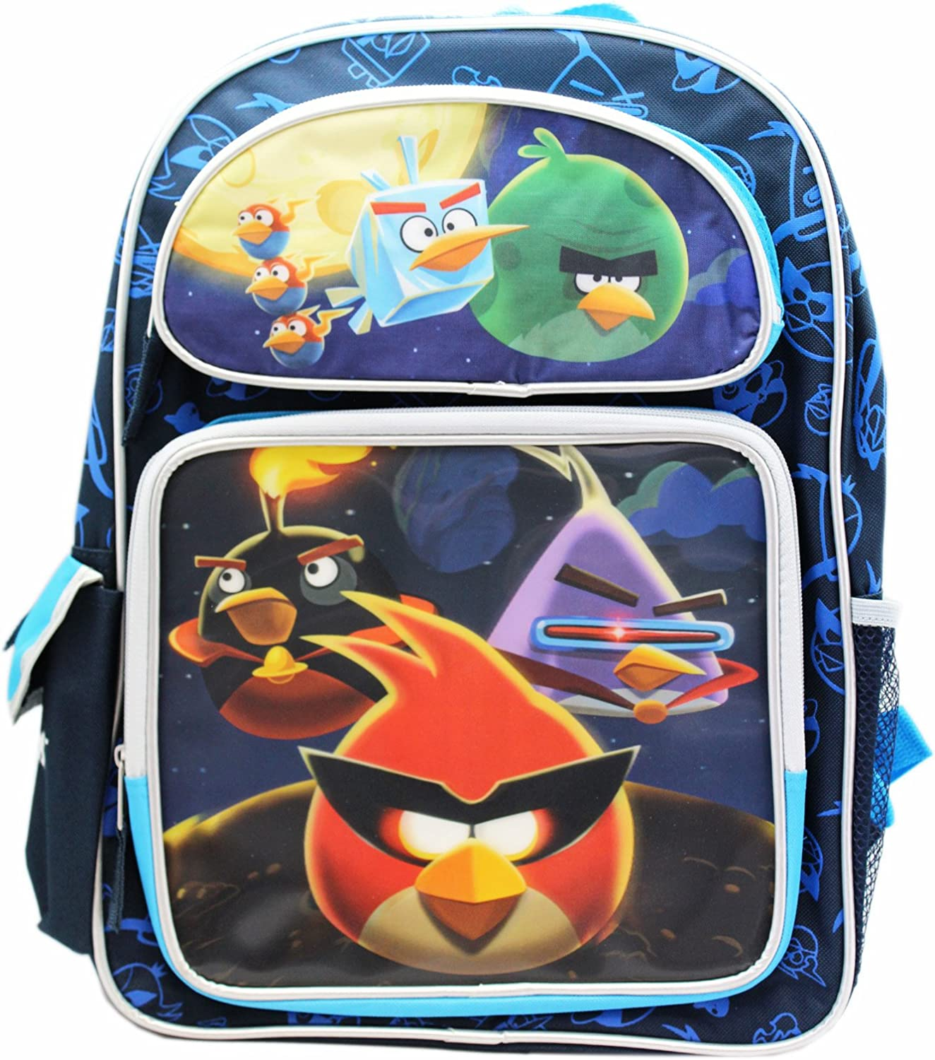 Amazon.com   Angry Birds Space Hologram Front Panle Full Size Kids ...