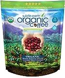 2LB Subtle Earth Organic Decaf - Swiss Water Process Decaf - Medium Dark Roast - Whole Bean Coffee - Low Acidity…