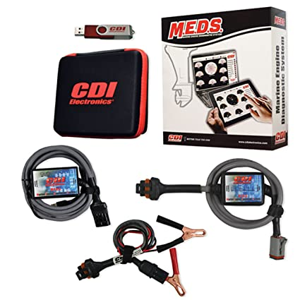 CDI Electronics 531-0118V Marine Engine Diagnostic System (M.E.D.S. - Volvo Penta Diesel)