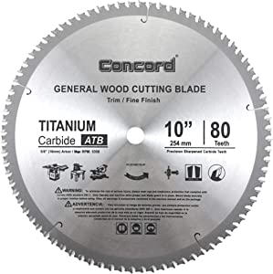 Concord Blades WCB1000T080HPTCT review