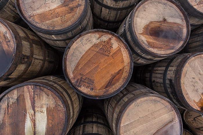 Amazon.com: Bourbon Barrel Fine Art Print, Buffalo Trace Distillery ...