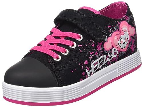 HEELYS Spiffy 770722 - Zapatos Dos Ruedas para niñas, Color, Talla 35: Amazon.es: Zapatos y complementos