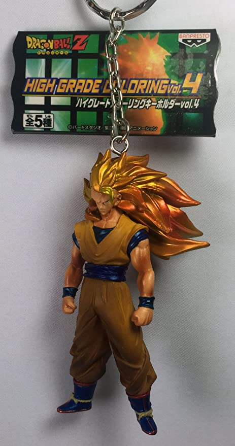 Amazon.com: Super Saiyan 3 Goku – Dragonball Z Kai High ...
