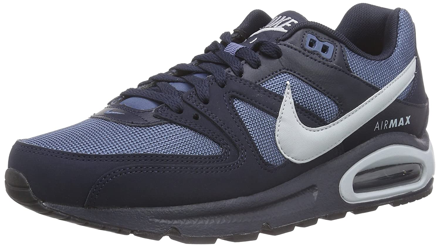 12ab4e56be Nike Men Trainers Air Max Command, Blue (dark Obsidian/wolf Grey/new  Slate/wolf Grey), 6 UK: Amazon.co.uk: Shoes & Bags