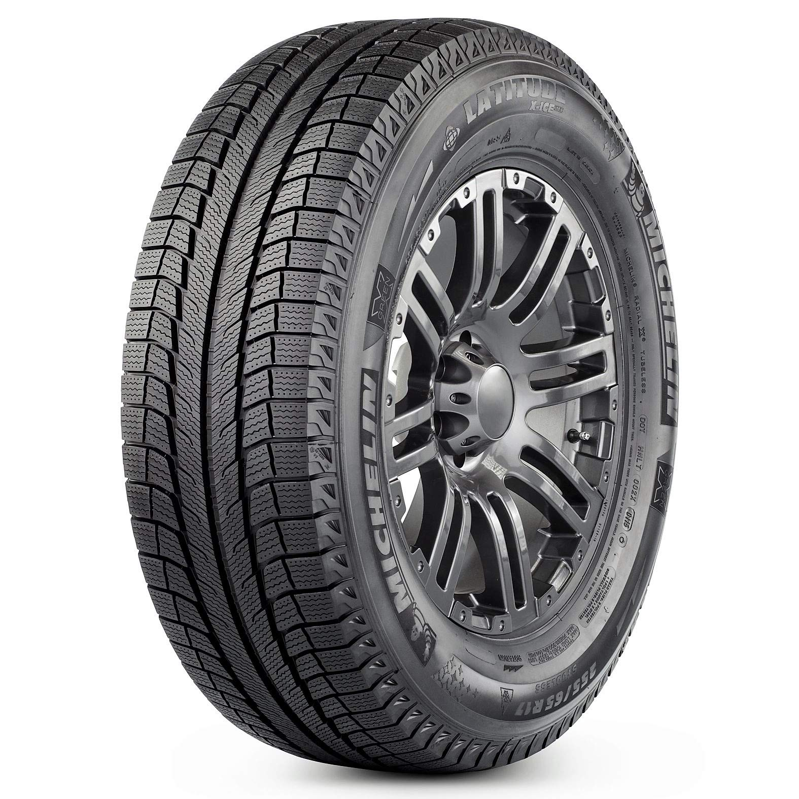 MICHELIN Latitude X-Ice XI2 Performance Winter Radial Tire-235/70R16 106T by MICHELIN