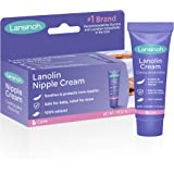 Lansinoh Lanolin Nipple Cream for Breastfeeding, 1.41 Ounces