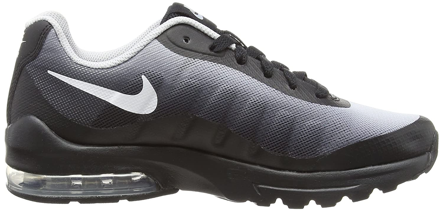 ae4e59ee3f008 Amazon.com: NIKE Air Max Invigor Print (GS) Big Kids Ah5258-001 Size ...