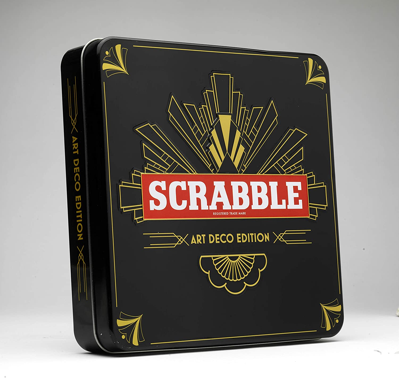 SCRABBLE - Art Deco Edition: Amazon.es: Juguetes y juegos