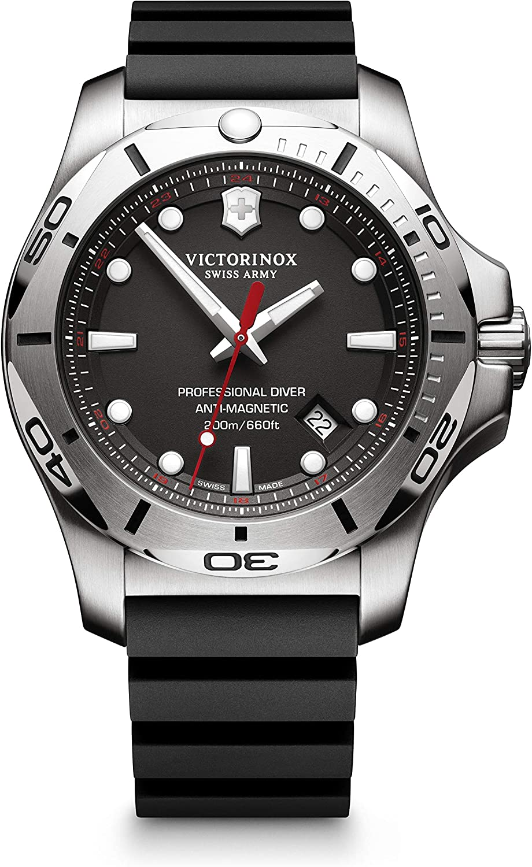 Victorinox Reloj Unisex de Analogico con Correa en Caucho 241733