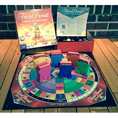 Trivial Pursuit 25th Anniversary Edition: Toys & Games [5Bkhe1101012]
