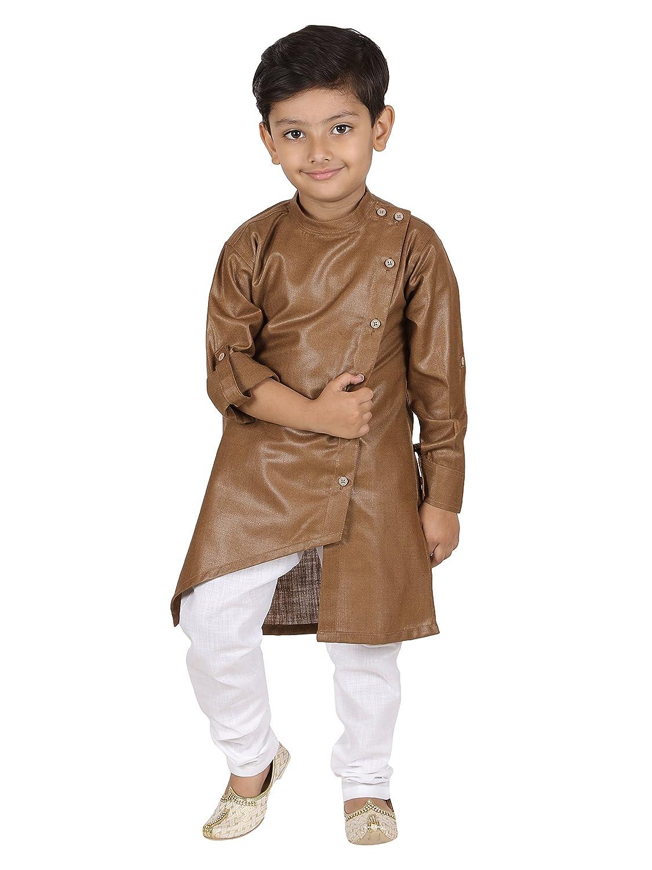 AJ Dezines Kids Indian Wear Bollywood Style Kurta Pyjama for Baby Boys