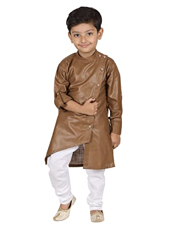 b4fc24a1b2 Amazon.com  AJ Dezines Kids Indian Wear Bollywood Style Kurta Pyjama for  Boys  Clothing