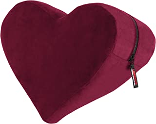 product image for Liberator Heart Wedge Pillow, Red
