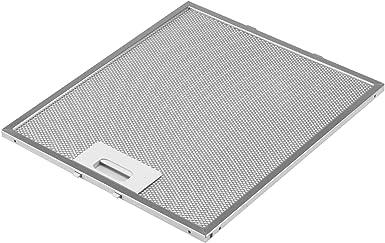 DREHFLEX AK109-Filtro metálico para campana extractora (305 x 267 mm, para AEG Electrolux 4055250429 Elica GRI0009219A KIT0010805 93952919 Whirlpool Bauknecht 480122102168 C00314158 ARI314158): Amazon.es: Grandes electrodomésticos
