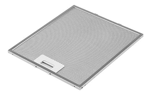 Drehflex ak metallfettfilter für dunstabzugshaube mm