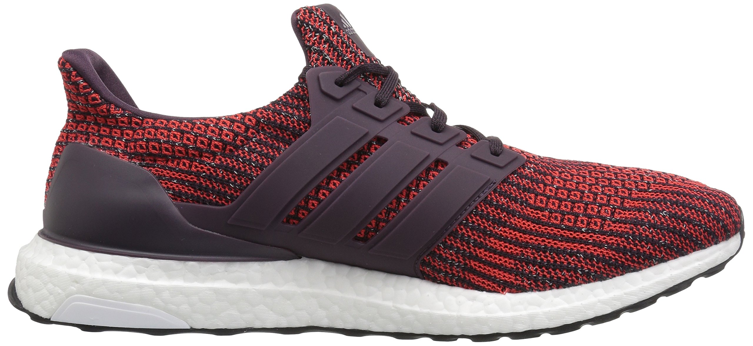 adidas Men's Ultraboost Road Running Shoe, Noble Red/Noble Red/Core Black, 5 M US by adidas (Image #7)