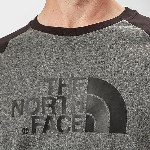 4c9af230c4 The North Face Raglan Easy Camiseta