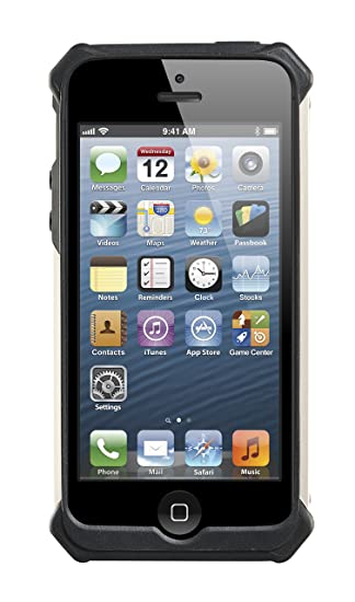 quality design 7d5ac 70f0b Caterpillar Active Urban Case for iPhone 5/5s - Black