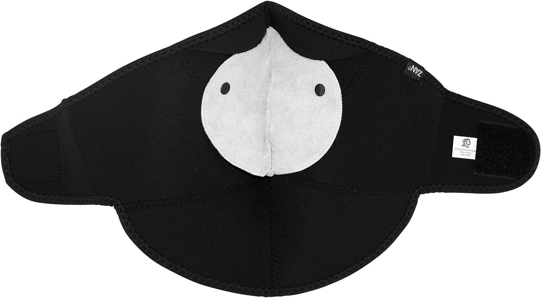One Size Black ZANheadgear Balaclava Motley Tube Headwear