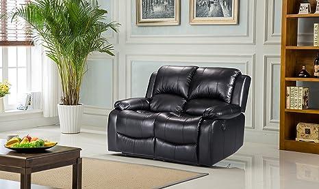 Lovesofas Surrey Valencia 2 plazas sillón reclinable y suite ...