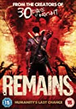 Remains [DVD]