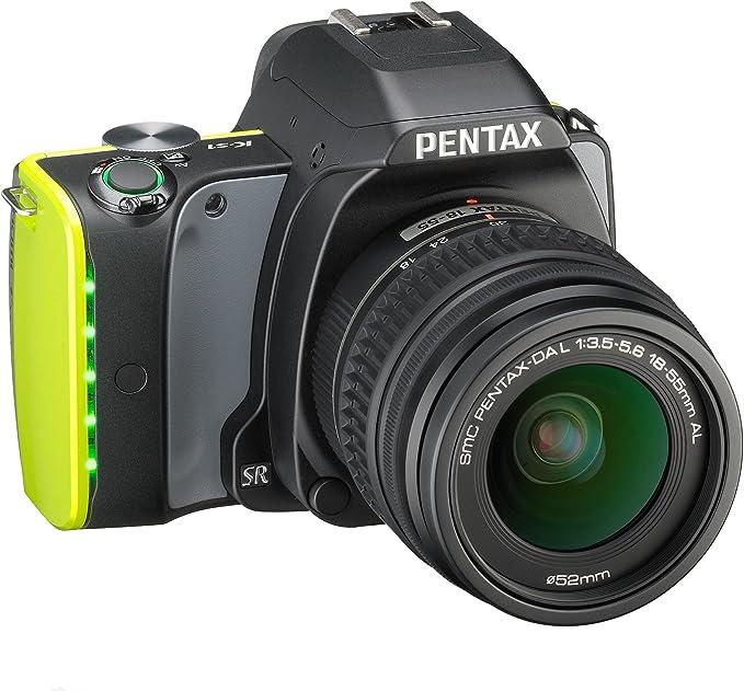 Pentax K S1 Slr Digitalkamera 3 Zoll Kit Inkl Dal Kamera