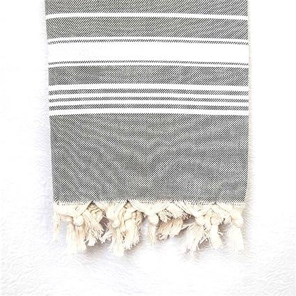 Stripe Turkish Towel 71 X39 Peshtemal Beach Towel Turkish Bath