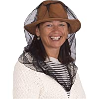 EVEN Naturals PREMIUM MOSQUITO HEAD NET, Carry & Gift Bag and Free eBook, Insect Repellent Netting, Soft Durable Heavy…