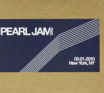 Image result for pearl jam new york 5-21-10