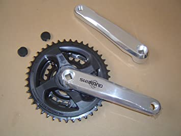 381d777231e Image Unavailable. Image not available for. Colour: Shimano crank Square Fc  M131 ...