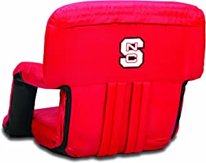 NCAA North Carolina State Wolfpack Ventura Portable Reclining Seat