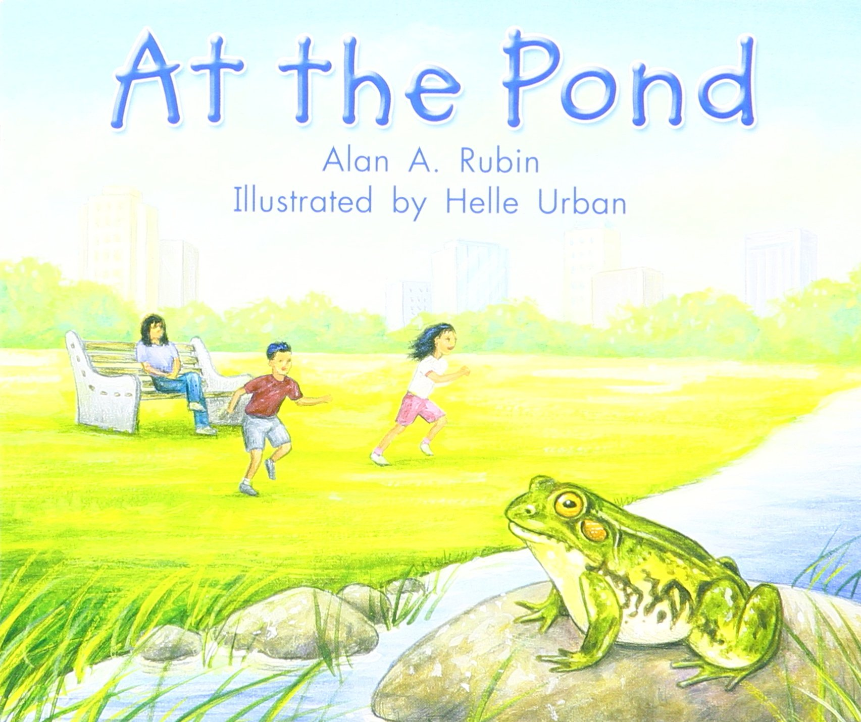 Literacy by Design: Leveled Reader 6-pack Grade K, Level A At The Pond ebook